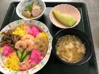 さいたま☆母の日散らし寿司